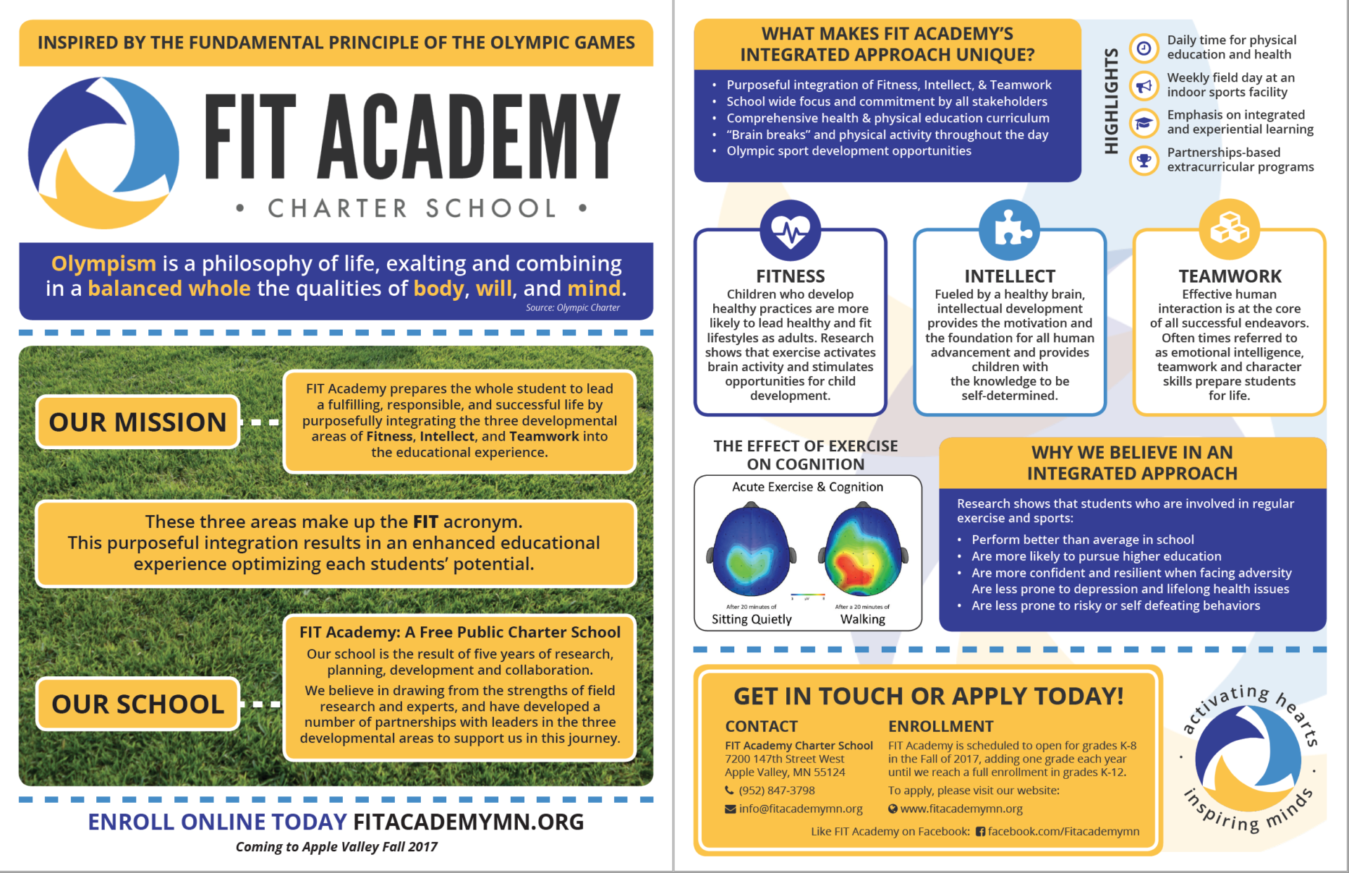 FIT Academy School Brochure